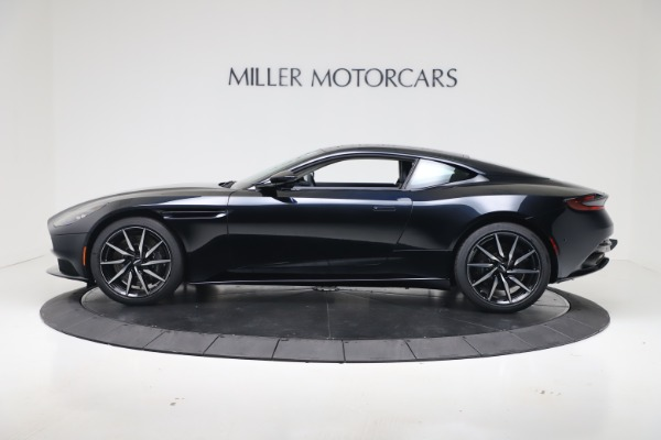 New 2020 Aston Martin DB11 V8 Coupe for sale $237,996 at McLaren Greenwich in Greenwich CT 06830 3
