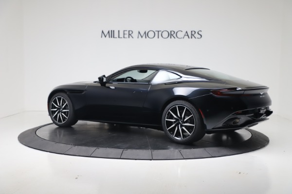 New 2020 Aston Martin DB11 V8 Coupe for sale $237,996 at McLaren Greenwich in Greenwich CT 06830 4