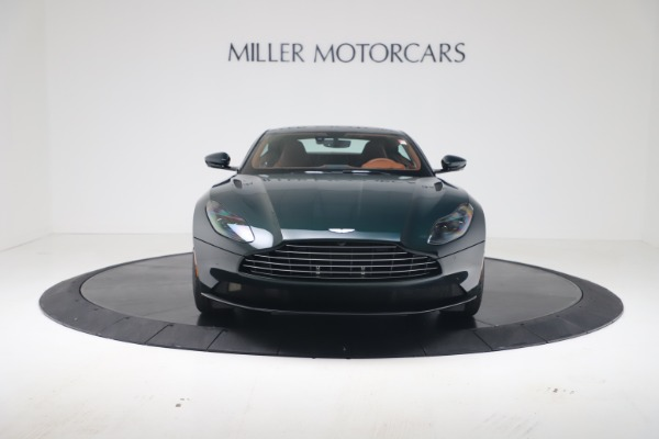 New 2020 Aston Martin DB11 V8 Coupe for sale Sold at McLaren Greenwich in Greenwich CT 06830 2
