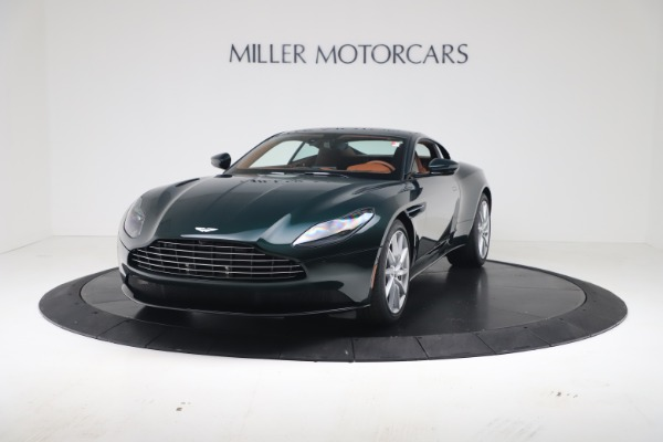 New 2020 Aston Martin DB11 V8 Coupe for sale Sold at McLaren Greenwich in Greenwich CT 06830 3