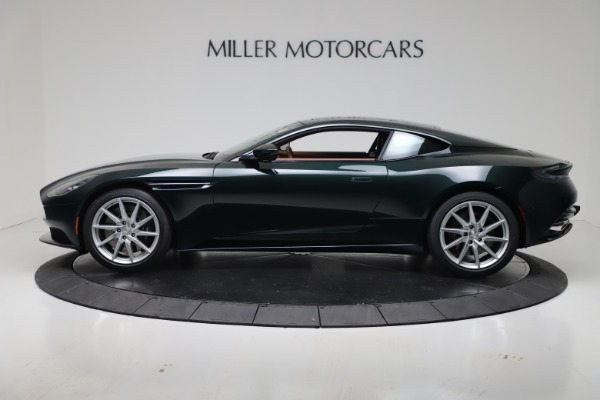 New 2020 Aston Martin DB11 V8 Coupe for sale Sold at McLaren Greenwich in Greenwich CT 06830 4