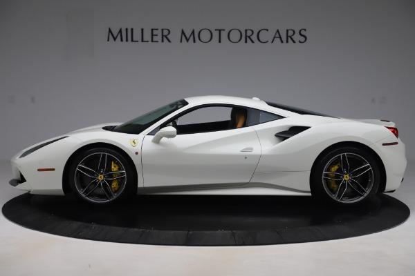 Used 2017 Ferrari 488 GTB for sale $244,900 at McLaren Greenwich in Greenwich CT 06830 3