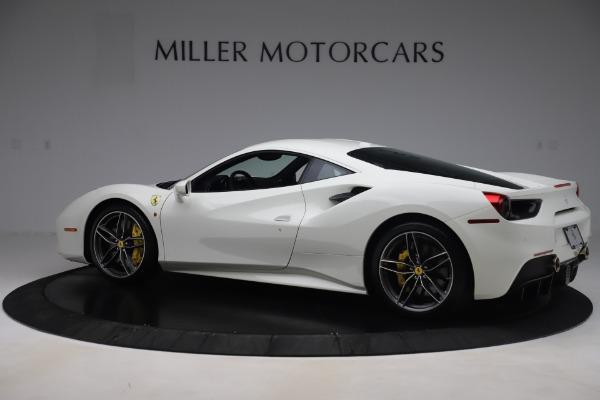 Used 2017 Ferrari 488 GTB for sale $244,900 at McLaren Greenwich in Greenwich CT 06830 4