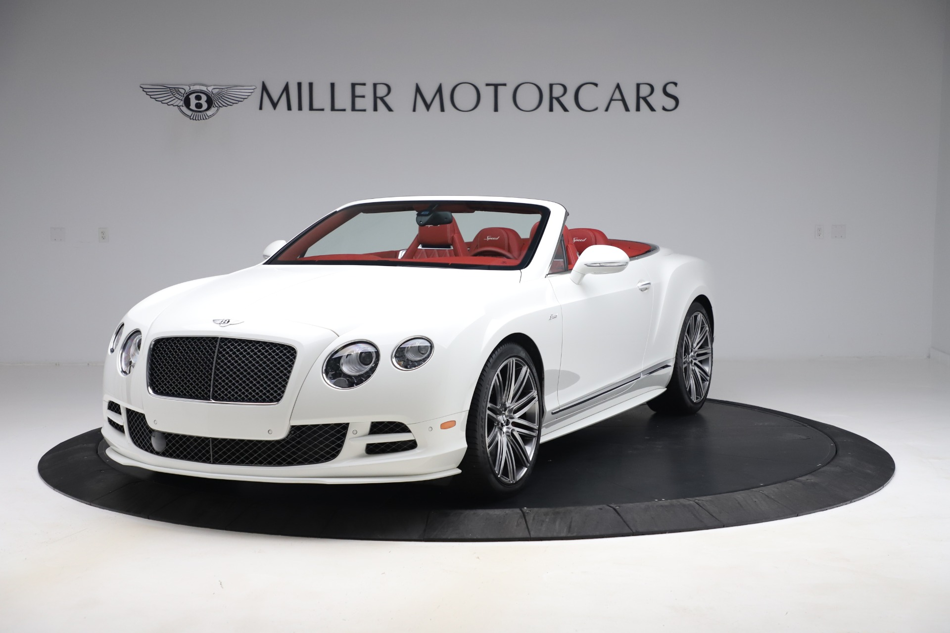 Used 2015 Bentley Continental GTC Speed for sale $129,900 at McLaren Greenwich in Greenwich CT 06830 1