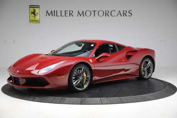 Used 2019 Ferrari 488 GTB for sale $299,900 at McLaren Greenwich in Greenwich CT 06830 2