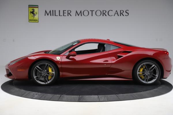 Used 2019 Ferrari 488 GTB for sale Sold at McLaren Greenwich in Greenwich CT 06830 3