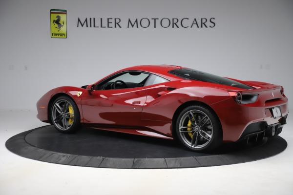 Used 2019 Ferrari 488 GTB for sale Sold at McLaren Greenwich in Greenwich CT 06830 4