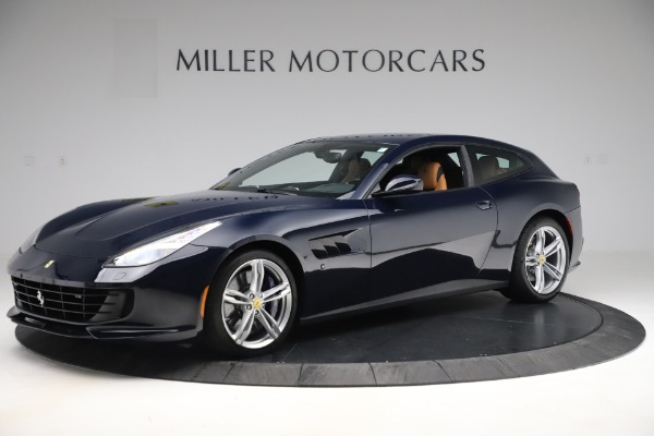 Used 2017 Ferrari GTC4Lusso for sale $231,900 at McLaren Greenwich in Greenwich CT 06830 2