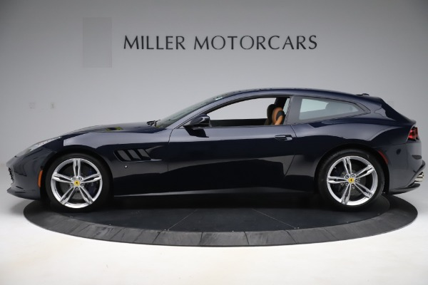 Used 2017 Ferrari GTC4Lusso for sale $231,900 at McLaren Greenwich in Greenwich CT 06830 3