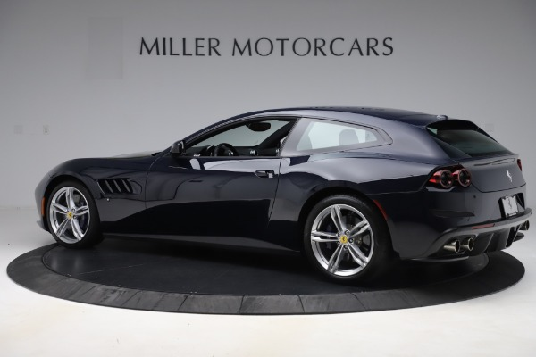 Used 2017 Ferrari GTC4Lusso for sale $231,900 at McLaren Greenwich in Greenwich CT 06830 4