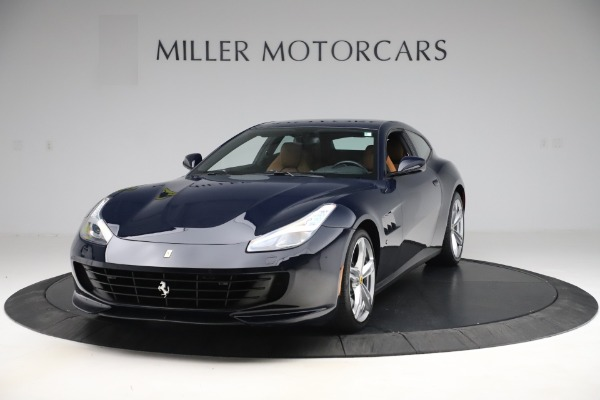 Used 2017 Ferrari GTC4Lusso for sale $231,900 at McLaren Greenwich in Greenwich CT 06830 1