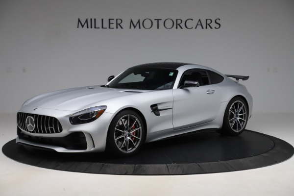 Used 2018 Mercedes-Benz AMG GT R for sale Sold at McLaren Greenwich in Greenwich CT 06830 2