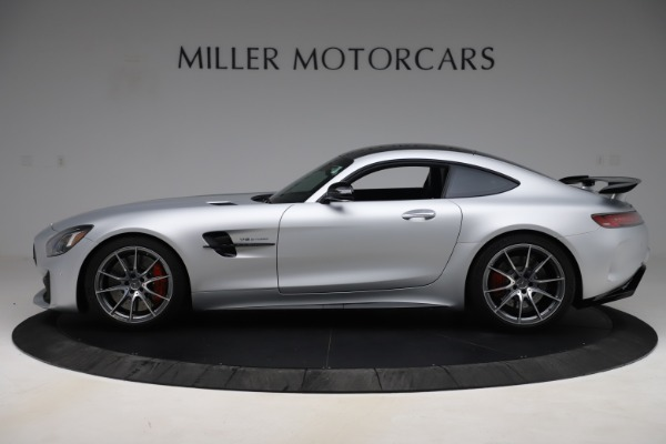 Used 2018 Mercedes-Benz AMG GT R for sale $137,900 at McLaren Greenwich in Greenwich CT 06830 3