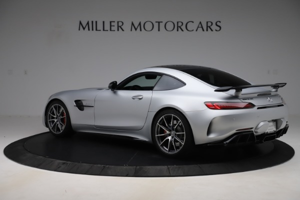 Used 2018 Mercedes-Benz AMG GT R for sale Sold at McLaren Greenwich in Greenwich CT 06830 4