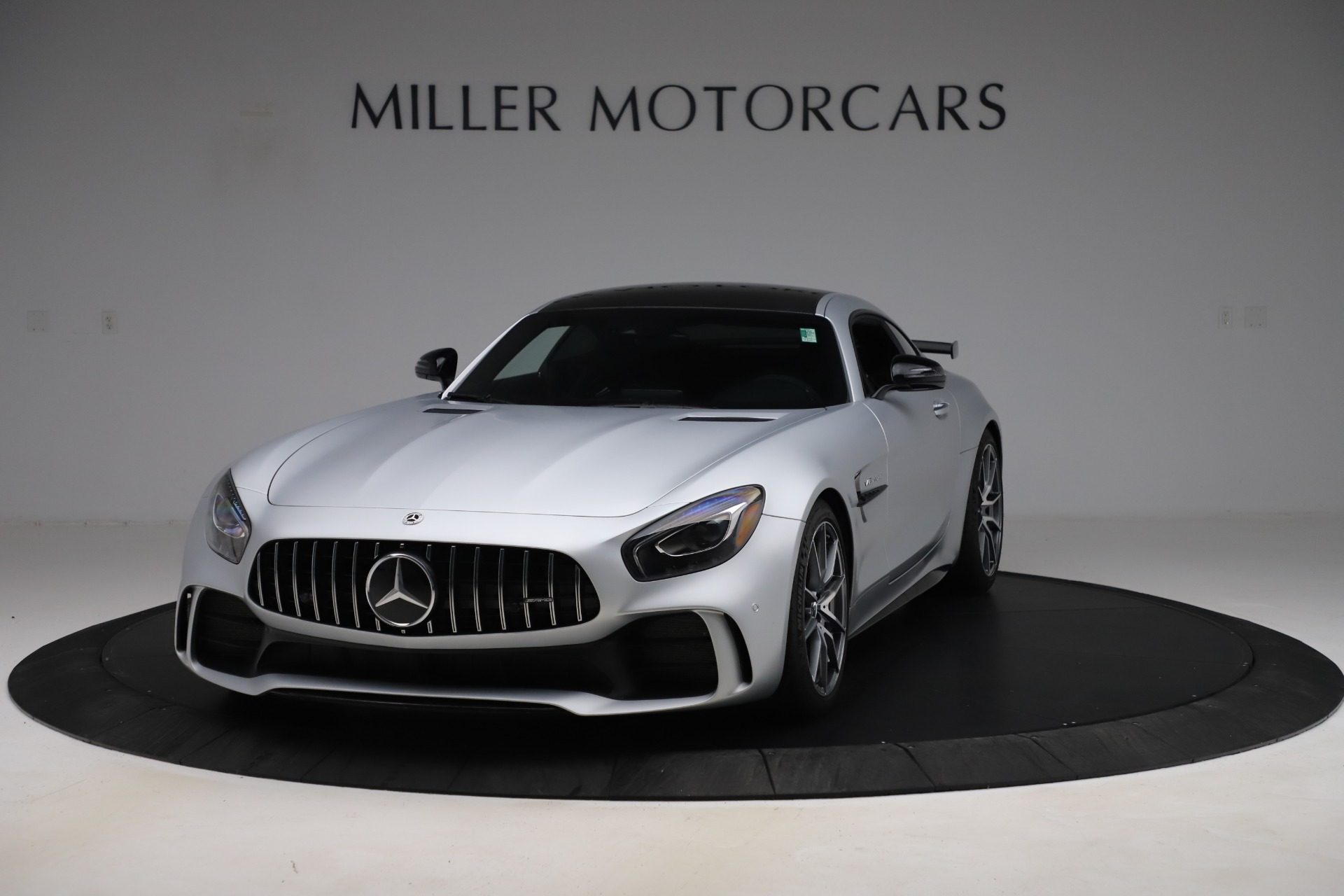 Used 2018 Mercedes-Benz AMG GT R for sale $137,900 at McLaren Greenwich in Greenwich CT 06830 1