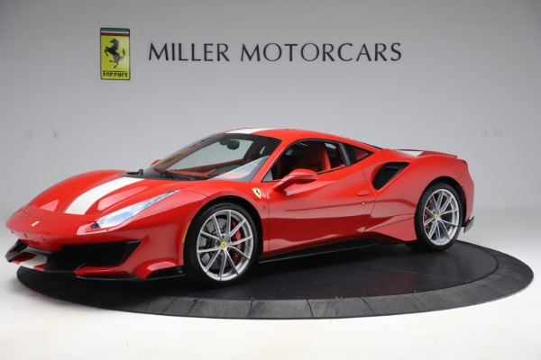 Used 2019 Ferrari 488 Pista for sale $449,900 at McLaren Greenwich in Greenwich CT 06830 2
