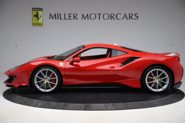 Used 2019 Ferrari 488 Pista for sale $449,900 at McLaren Greenwich in Greenwich CT 06830 3