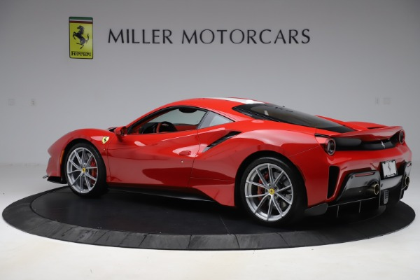 Used 2019 Ferrari 488 Pista for sale $449,900 at McLaren Greenwich in Greenwich CT 06830 4