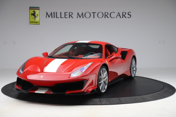 Used 2019 Ferrari 488 Pista for sale $449,900 at McLaren Greenwich in Greenwich CT 06830 1