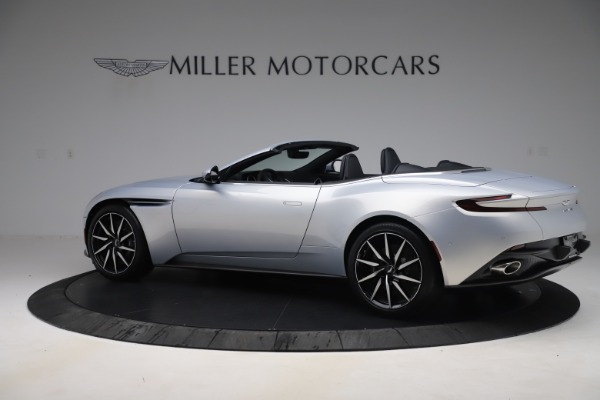 Used 2020 Aston Martin DB11 Volante Convertible for sale Sold at McLaren Greenwich in Greenwich CT 06830 3