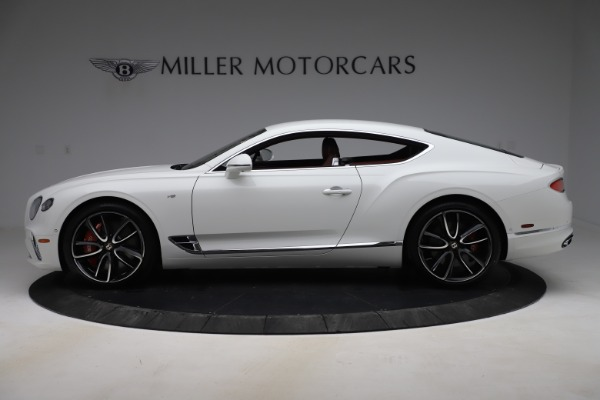 New 2020 Bentley Continental GT V8 for sale $261,360 at McLaren Greenwich in Greenwich CT 06830 4