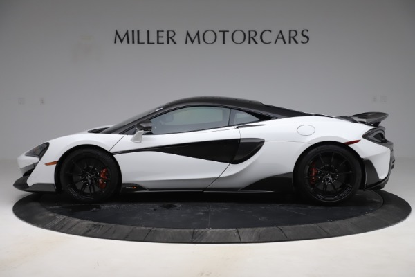 Used 2019 McLaren 600LT Coupe for sale $219,900 at McLaren Greenwich in Greenwich CT 06830 2
