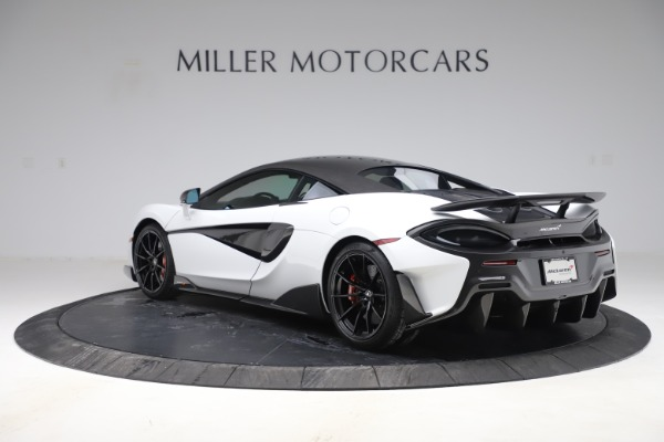 Used 2019 McLaren 600LT Coupe for sale $219,900 at McLaren Greenwich in Greenwich CT 06830 3