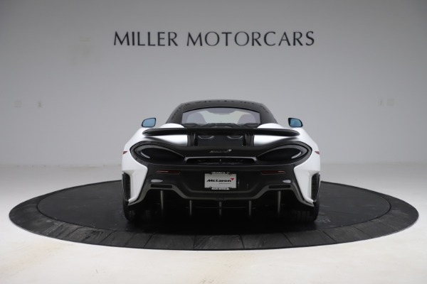 Used 2019 McLaren 600LT Coupe for sale $219,900 at McLaren Greenwich in Greenwich CT 06830 4