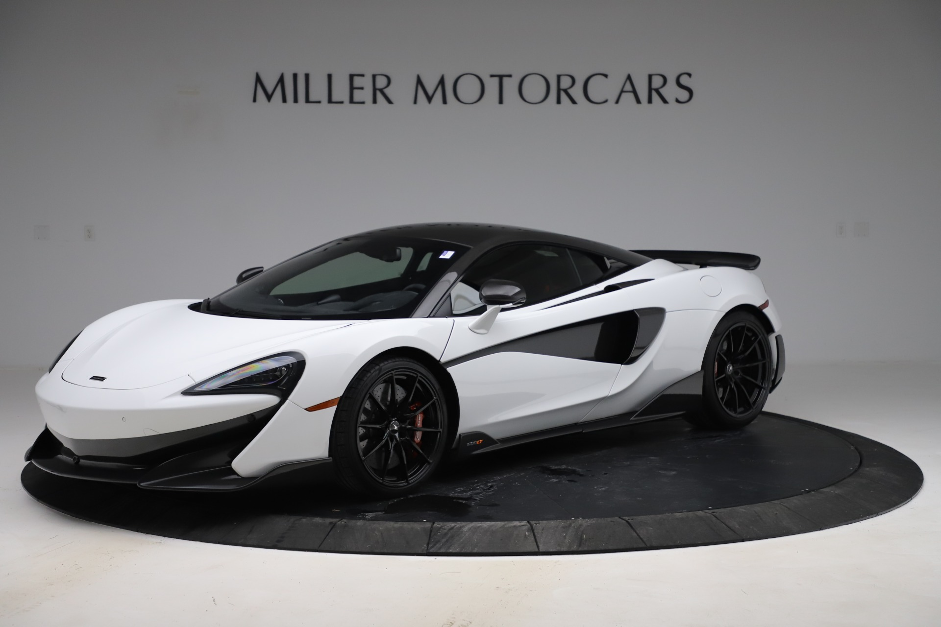 Used 2019 McLaren 600LT Coupe for sale $219,900 at McLaren Greenwich in Greenwich CT 06830 1