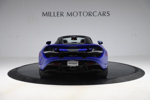 New 2020 McLaren 720S Spider Convertible for sale $364,090 at McLaren Greenwich in Greenwich CT 06830 4