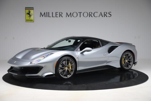 Used 2019 Ferrari 488 Pista for sale Sold at McLaren Greenwich in Greenwich CT 06830 2