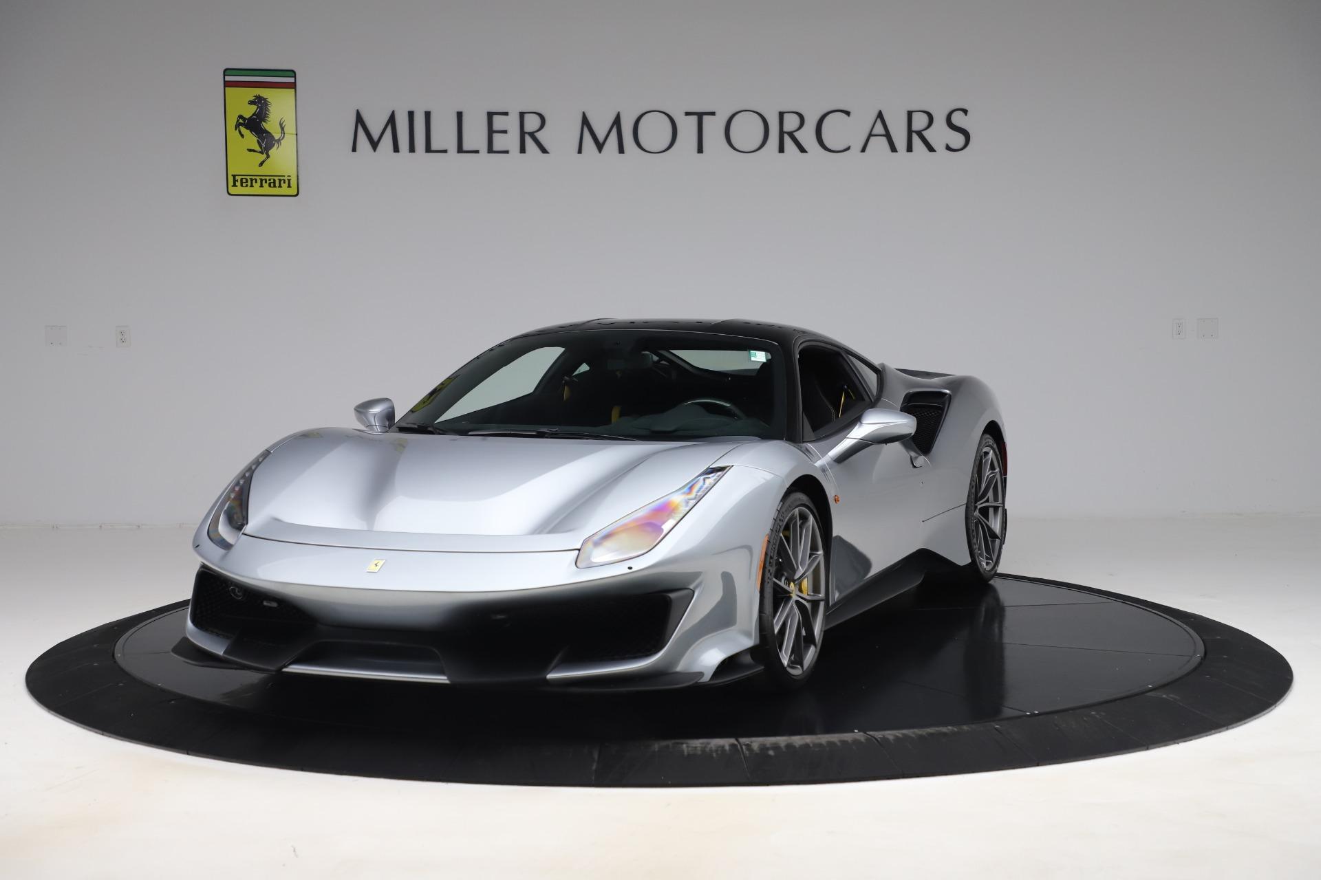 Used 2019 Ferrari 488 Pista for sale Sold at McLaren Greenwich in Greenwich CT 06830 1