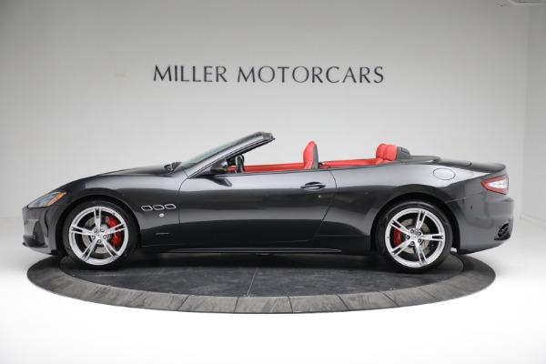 New 2019 Maserati GranTurismo Sport Convertible for sale Sold at McLaren Greenwich in Greenwich CT 06830 3