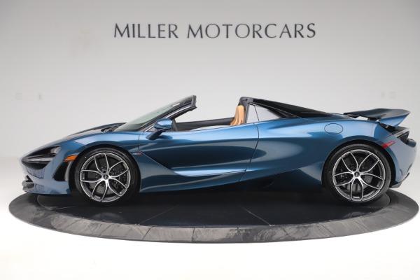 New 2020 McLaren 720S Spider Luxury for sale $380,835 at McLaren Greenwich in Greenwich CT 06830 2