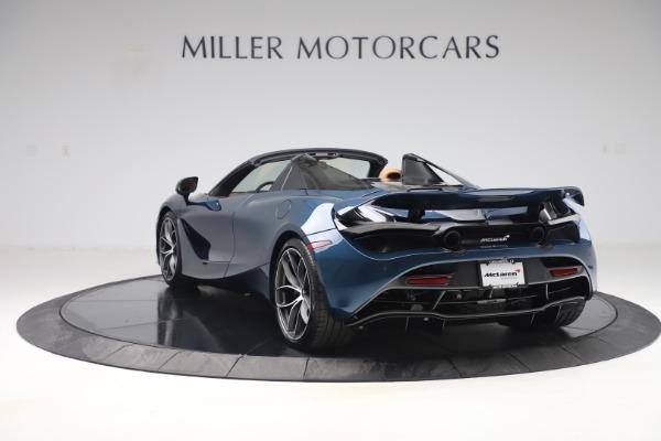 New 2020 McLaren 720S Spider Luxury for sale $380,835 at McLaren Greenwich in Greenwich CT 06830 4