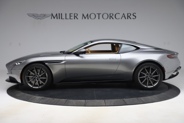 Used 2017 Aston Martin DB11 V12 Coupe for sale $149,990 at McLaren Greenwich in Greenwich CT 06830 2