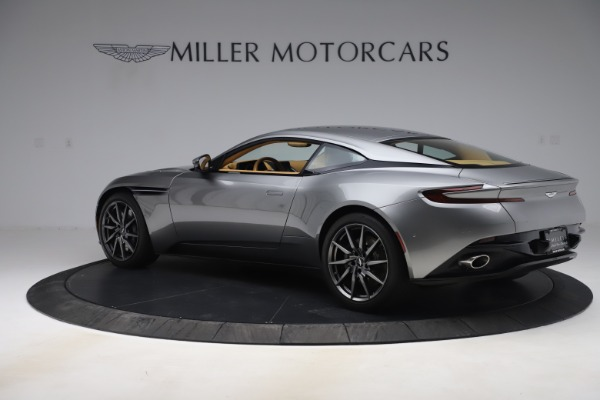 Used 2017 Aston Martin DB11 V12 Coupe for sale $149,990 at McLaren Greenwich in Greenwich CT 06830 3