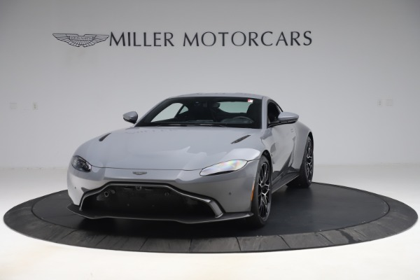 Used 2020 Aston Martin Vantage AMR Coupe for sale $169,990 at McLaren Greenwich in Greenwich CT 06830 3