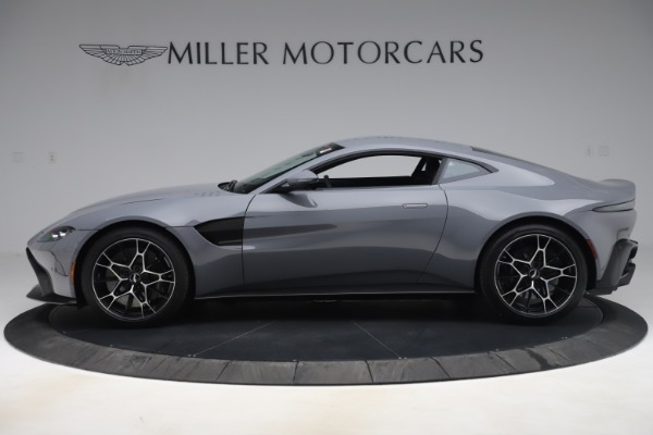 Used 2020 Aston Martin Vantage AMR Coupe for sale $169,990 at McLaren Greenwich in Greenwich CT 06830 4