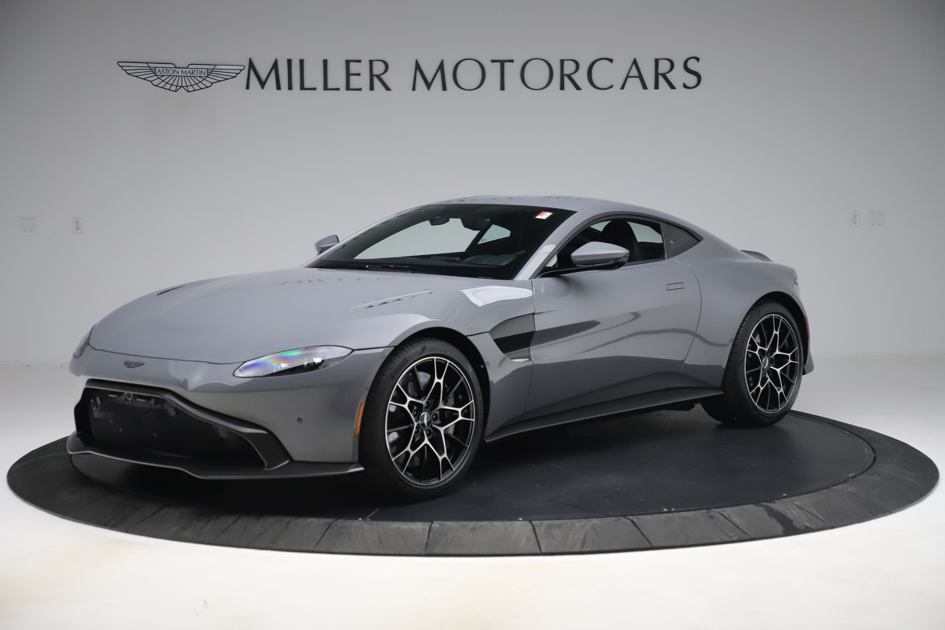 Used 2020 Aston Martin Vantage AMR Coupe for sale $169,990 at McLaren Greenwich in Greenwich CT 06830 1