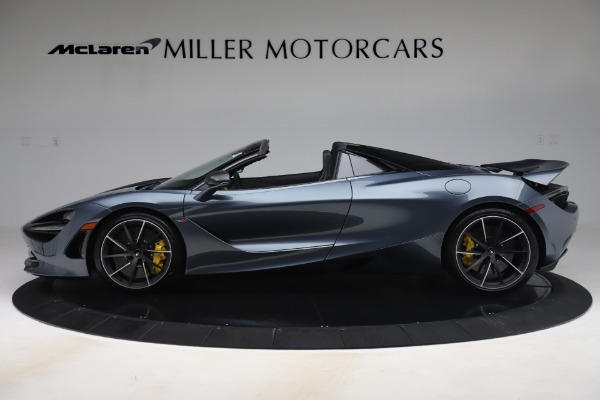 Used 2020 McLaren 720S Spider Convertible for sale Sold at McLaren Greenwich in Greenwich CT 06830 3