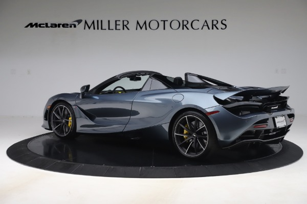 Used 2020 McLaren 720S Spider Convertible for sale Sold at McLaren Greenwich in Greenwich CT 06830 4
