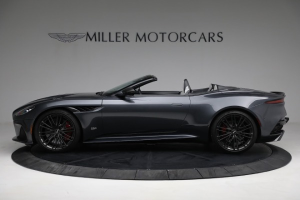 Used 2020 Aston Martin DBS Superleggera Volante Convertible for sale Sold at McLaren Greenwich in Greenwich CT 06830 2