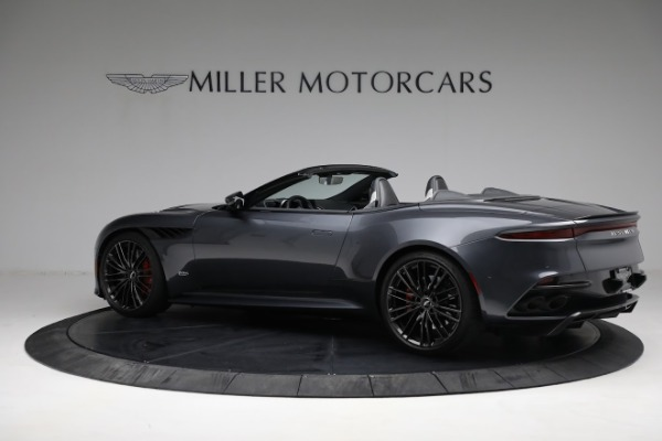 Used 2020 Aston Martin DBS Superleggera Volante Convertible for sale Sold at McLaren Greenwich in Greenwich CT 06830 3