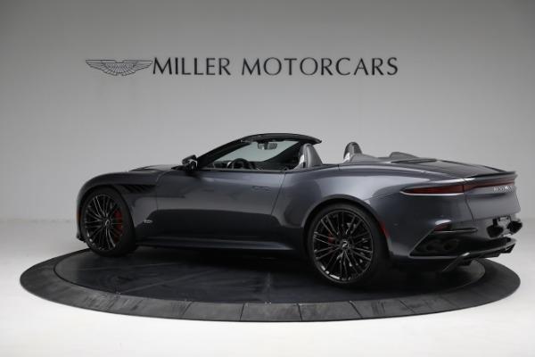 Used 2020 Aston Martin DBS Superleggera Volante for sale Sold at McLaren Greenwich in Greenwich CT 06830 3
