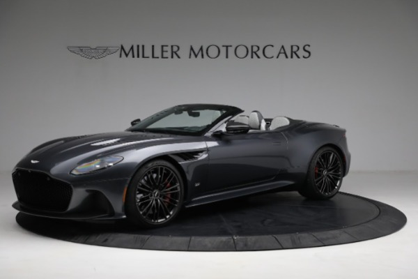 Used 2020 Aston Martin DBS Superleggera Volante Convertible for sale Sold at McLaren Greenwich in Greenwich CT 06830 1