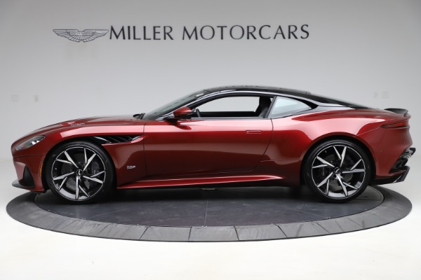 Used 2019 Aston Martin DBS Superleggera Coupe for sale $255,990 at McLaren Greenwich in Greenwich CT 06830 3