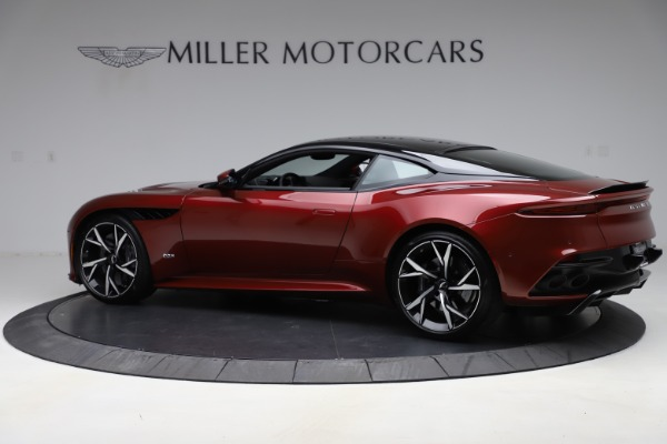 Used 2019 Aston Martin DBS Superleggera Coupe for sale $255,990 at McLaren Greenwich in Greenwich CT 06830 4