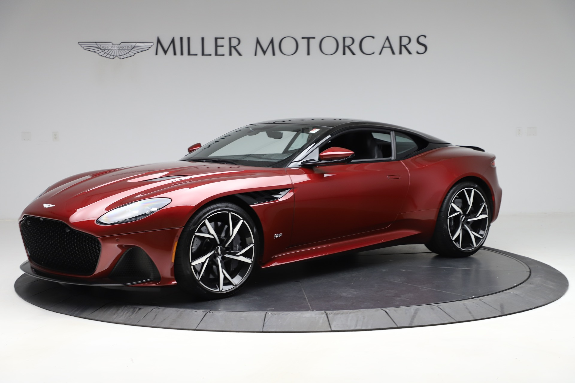Used 2019 Aston Martin DBS Superleggera Coupe for sale $255,990 at McLaren Greenwich in Greenwich CT 06830 1