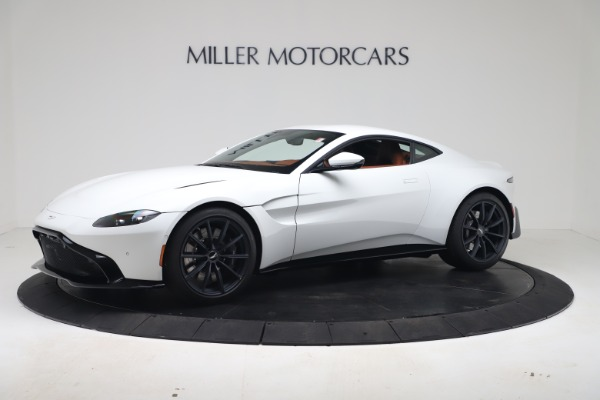 New 2020 Aston Martin Vantage Coupe for sale Sold at McLaren Greenwich in Greenwich CT 06830 1